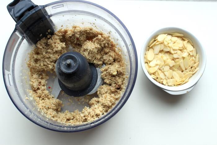 Texture de la pate à biscuits