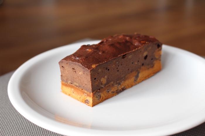 Dessert à base de Quest bars